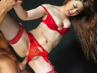 Outstanding pornography have fun with sexy Reika Ichinose